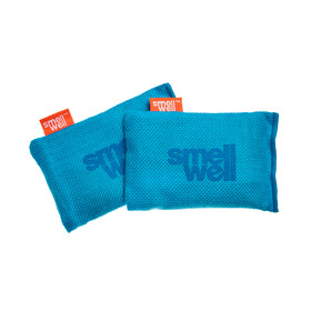 SmellWell Sensitive Freshener Inserts for Shoes and Gear, blue